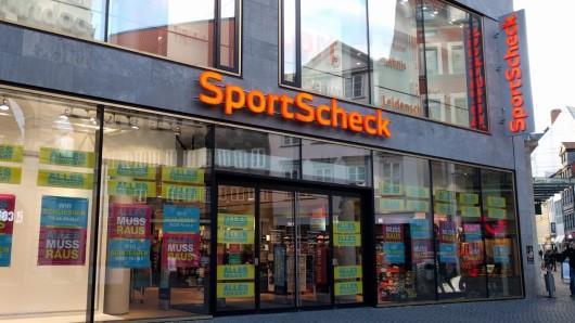 Im Februar war bekannt geworden, dass der Sportartikel-Anbieter Sportscheck die Stadt Braunschweig verlässt.
