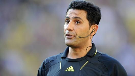 Der ehemalige FIFA-Schiedsrichter Babak Rafati (Archivbild).