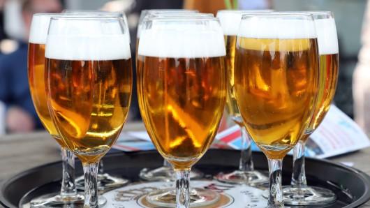 In der Bier-Statistik werden Niedersachsen und Bremen zusammengerechnet (Symbolbild).