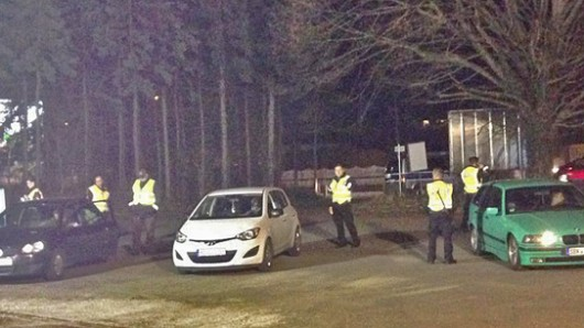 Sieben Stunden kontrollierte die Polizei Verkehrsteilnehmer in Königslutter.