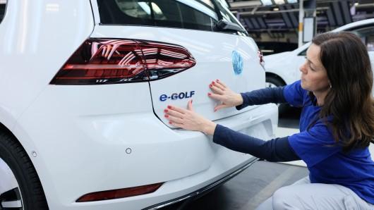 VW spuckt wieder Bonuszahlungen aus. (Symbolbild)