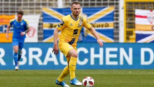 Bernd Nehrig von Eintracht Braunschweig.