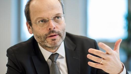 Der Antisemitismus-Beauftragte der Bundesregierung, Felix Klein, war am Dienstag in Braunschweig zu Gast (Archivbild).