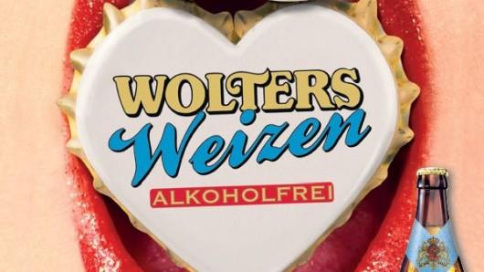 Wolters Weizen Alkoholfrei wird in kleinen Chargen – max. 400 Hektoliter - hergestellt.