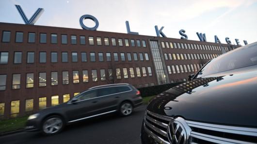 Der VW-Standort Kassel (Symbolbild).