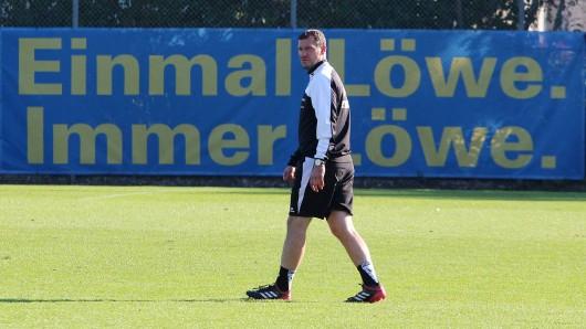 Sascha Eickel und Eintracht Braunschweig gehen künftig getrennte Wege.