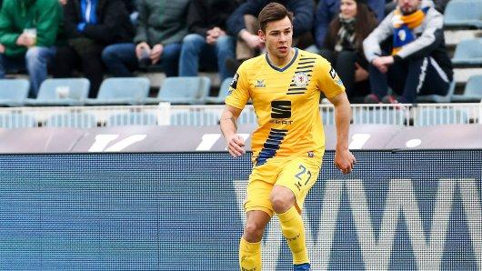 Für Niko Kijewski geht es beim Spiel VfL Osnabrück gegen Eintracht Braunschweig in seine Geburtsstadt.