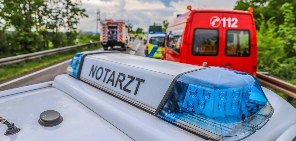 Bei dem Motorrad-Unfall im Landkreis Hildesheim ist ein Mann aus dem Raum Ilsede ums Leben gekommen. (Symbolbild)