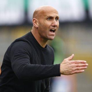 Showdown gegen Energie Cottbus! Eintracht-Coach Schubert hat eine Bitte an die Fans.