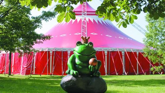 Im Sommer gibt es wieder Kultur im Zelt in Braunschweig.