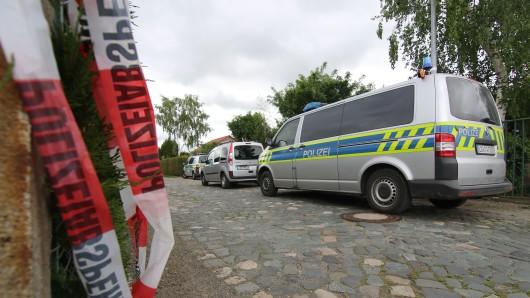 Am Unglücksort in Halberstadt wurden unbekannte Chemikalien festgestellt.