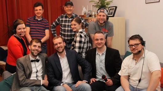 Freunde aus der Region Braunschweig haben vor rund einem Jahr den ersten Web-TV-Sender für die Region gegründet.
