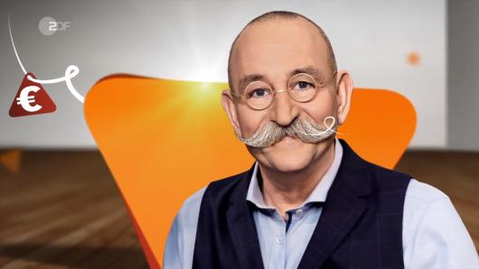 """Horst Lichter moderiert """"Bares für Rares""""."""