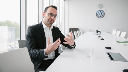 Wir werden Software zur Kernkompetenz im Unternehmen machen, verspricht VW-Markenvorstand Christian Senger.