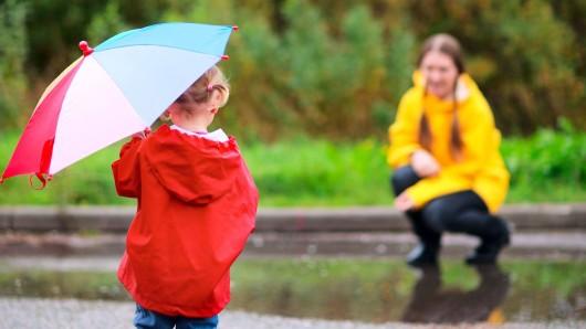 Niedersachsen zieht eine Regen-Halbjahresbilanz (Symbolbild).