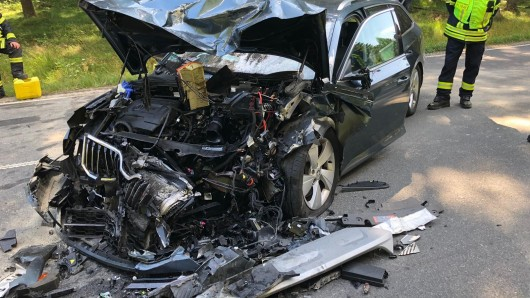 Braunlage: Am Sonntag gab es einen Unfall mit sieben Verletzten