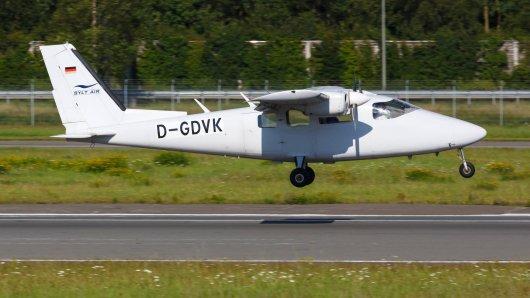 Eine ähnliche Maschine wie diese hier ist in dieser Woche im Luftraum über Braunschweig unterwegs (Symbolbild).