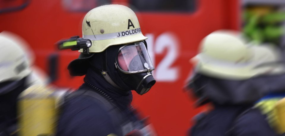 Feuerwehreinsatz an der B4 nahe Gifhorn! (Symbolbild)