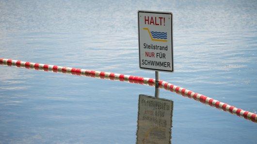 Eine 14-Jährige ist beim Baden im Silbersee verunglückt. (Symbolfoto)