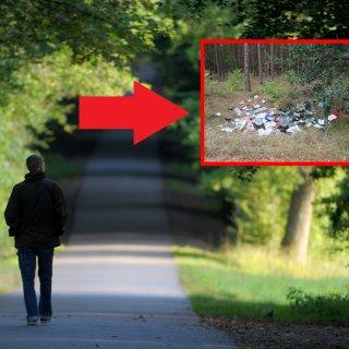 Nach dem Fund im Wald bei Meinersen ermittelt die Polizei Gifhorn in jede Richtung.