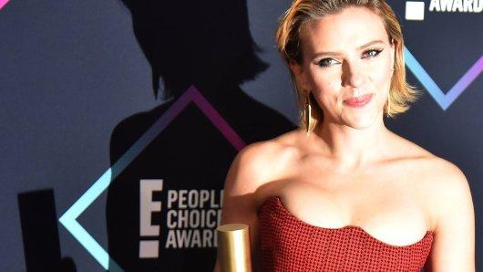 Schauspielerin Scarlett Johansson (Archivbild).