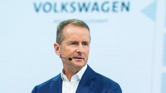 Muss sich VW-Chef Herbert Diess demnächst vor Gericht verantworten?