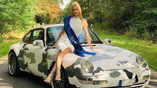 """Melissa aus Helmstedt ist das neue """"AP Girl"""". Jetzt will sie als Model in der Tuning-Szene durchstarten."""
