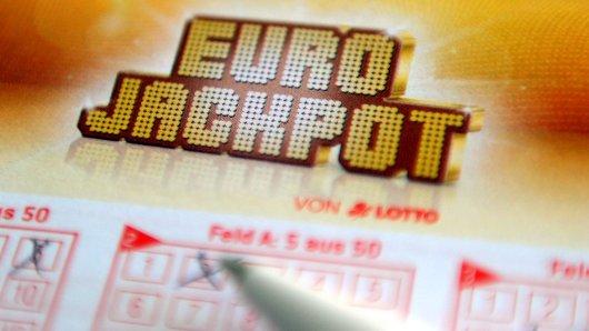Ein Gewinner beim Eurojackpot kommt aus dem Landkreis Helmstedt.