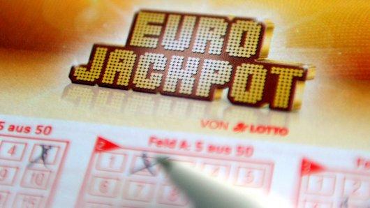 Richtig Glück hatte beim Eurojackpot ein Mann aus Helmstedt. Eine Zahl fehlte aber.
