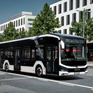 Die VW-Tochter Traton will führender Hersteller batterieelektrischer Nutzfahrzeuge werden.