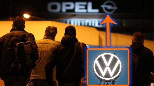 Der VW-Konzern hat große Pläne am ehemaligen Opel-Werk in Bochum.
