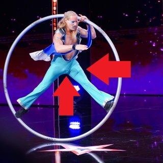 Was sich unter dem Stoff bei Zachary Washer befand, sorgte beim Supertalent (RTL) für Gesprächsstoff.
