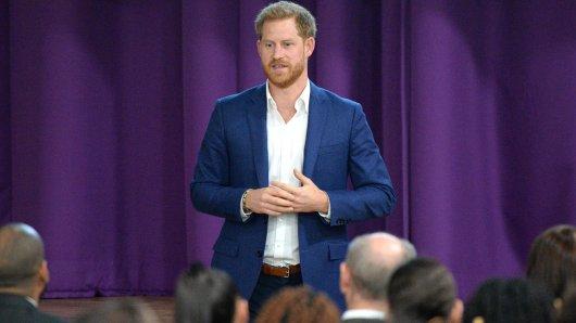 Prinz Harry spricht endlich Klartext.