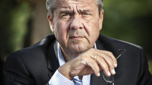 Der Ex-SPD-Chef und ehemalige Außenminister Sigmar Gabriel soll neuer VDA-Chef werden.