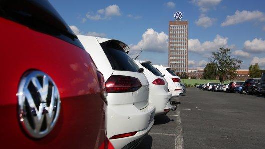 VW macht schon wieder Schlagzeilen - wegen dieses peinlichen Fehlers. (Symboldbild)