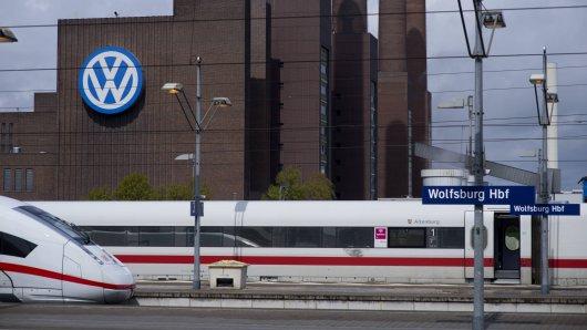 """Auch der Fernverkehr der Deutschen Bahn würde vom Ausbau der """"Weddeler Schleife"""" zwischen Braunschweig und Wolfsburg profitieren. (Symbolbild)"""