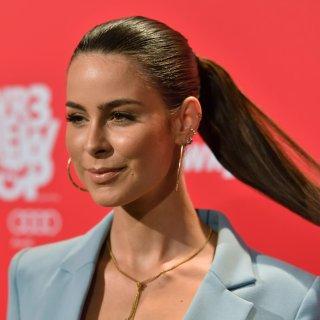 Die 28-jährige Lena-Meyer-Landrut wurde von TV-Entertainer Stefan Raab entdeckt.