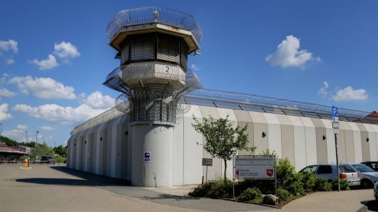 In der Justizvollzugsanstalt Celle vermisst man einen Häftling. (Archivbild)