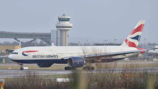 """Noch am Flughafen beschwerte sich eine Twitter-Nutzerin über die Zustände in einer """"British Airways""""-Maschine. (Symbolfoto)"""