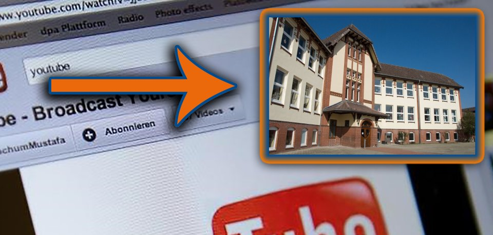Schüler einer Schule in Groß Ilsede (Kreis Peine) haben ein schockierendes Video auf Youtube hochgeladen. Die Reaktion war heftig.