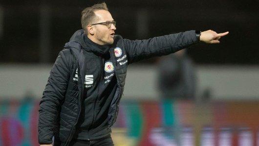Braunschweigs Ex-Coach Christian Flüthmann könnte bei Preußen Münster übernehmen.