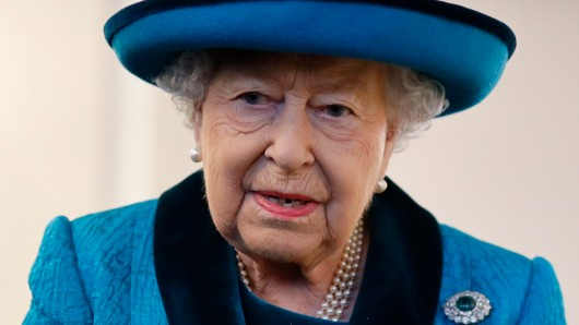 Royals: Queen Elisabeth II. empfing Donald Trump und seine Frau Melania.