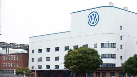 Im VW-Werk in Osnabrück geht das neue T-Roc Cabriolet vom Band. (Archivbild)