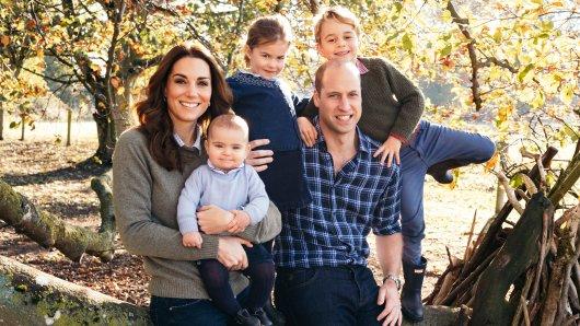 Wird Familie Cambridge schon bald zu sechst sein? (Archivbild)