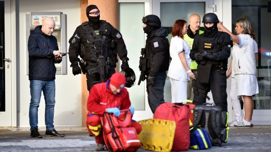 Insgesamt sechs Menschen wurden in Tschechien getötet.