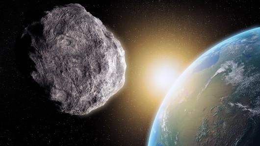 Der Asteroid wurde 1988 das erste Mal gesichtet. (Symbolbild)