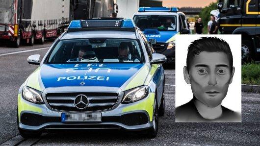 Die Polizei Helmstedt hofft, dass aufgrund einer Phantomzeichnung ein Sexualdelikt geklärt werden kann, zu dem es an der A2 gekommen war. (Symbolbild)