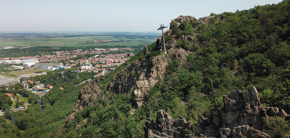 Thale im Harz ist bei Touristen sehr beliebt – das kann man auch bei Instagram ablesen. (Archivbild)