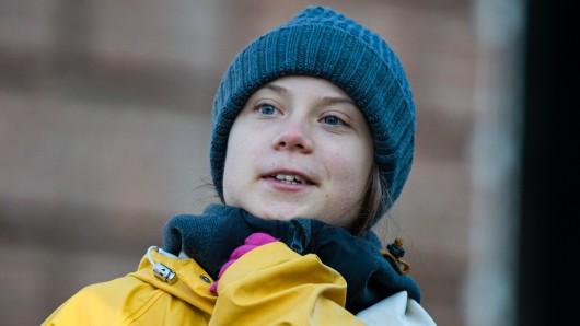 Greta Thunberg wurde Opfer einer üblen Attacke.