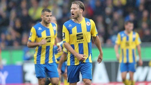 Nicht nur der Vertrag von Marc Pfitzner läuft zum Ende der Saison bei Eintracht Braunschweig aus.